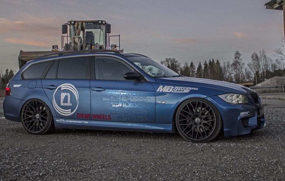 BMW Serie 3 Touring by MB Individual Cars
