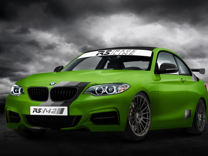 BMW M235i by RS-Racingteam