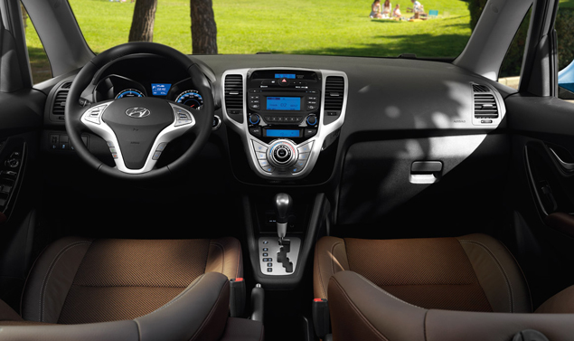 hyundai ix20 foto panoramauto. Black Bedroom Furniture Sets. Home Design Ideas