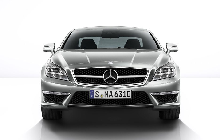 Mercedes CLS AMG  2013 - Frontale