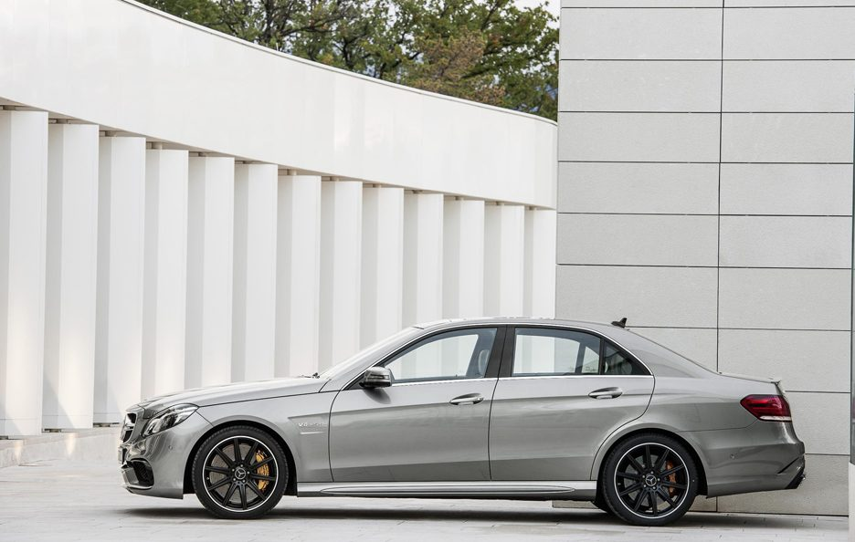 Mercedes Classe E AMG Berlina - Laterale