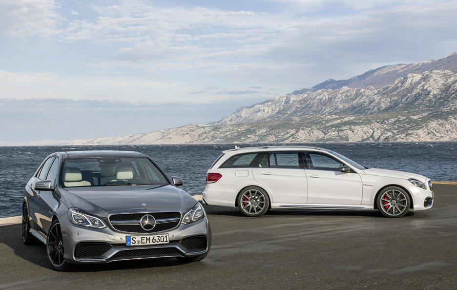 Mercedes Classe E AMG Berlina e Estate