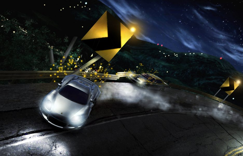 Need For Speed Carbon - 1
