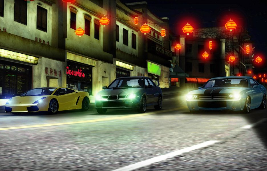 Need For Speed Carbon - 2