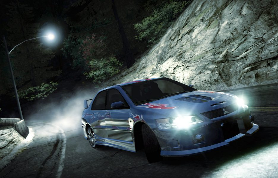 Need For Speed Carbon - 3
