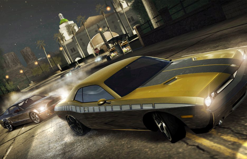 Need For Speed Carbon - 4