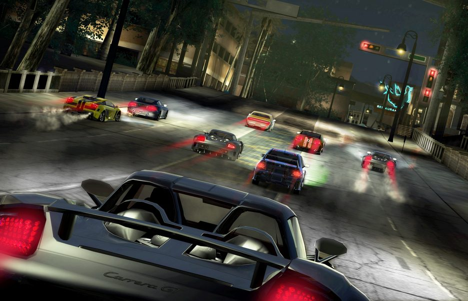 Need For Speed Carbon - 7