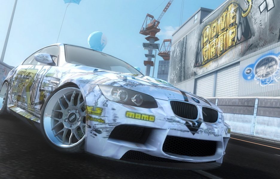 Need For Speed ProStreet - 1