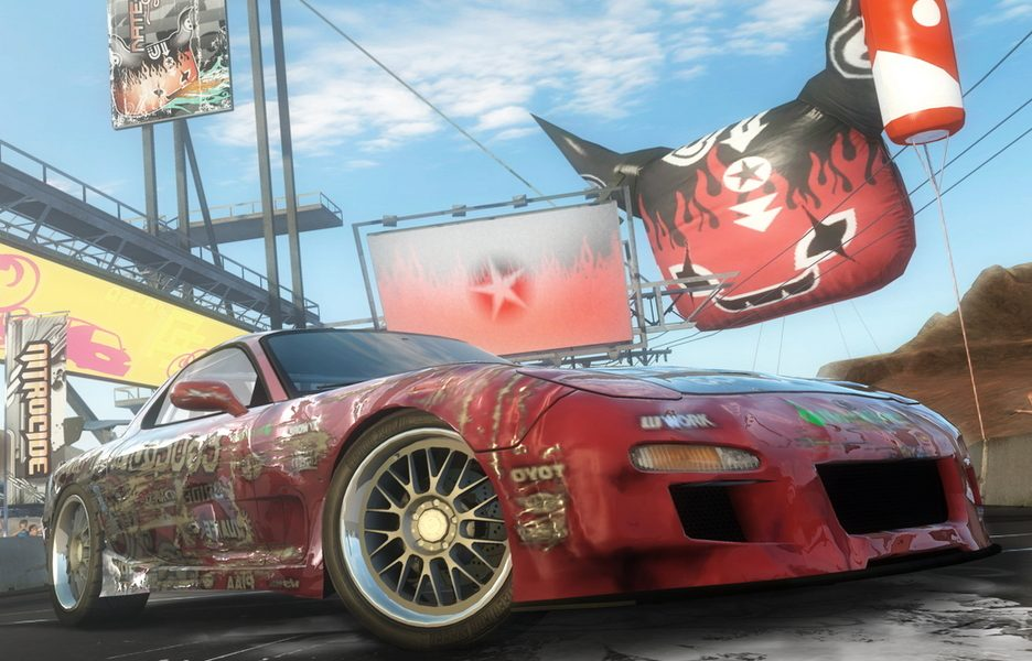 Need For Speed ProStreet - 4
