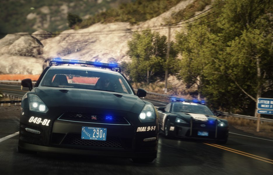 Need For Speed Rivals - GTR_COP