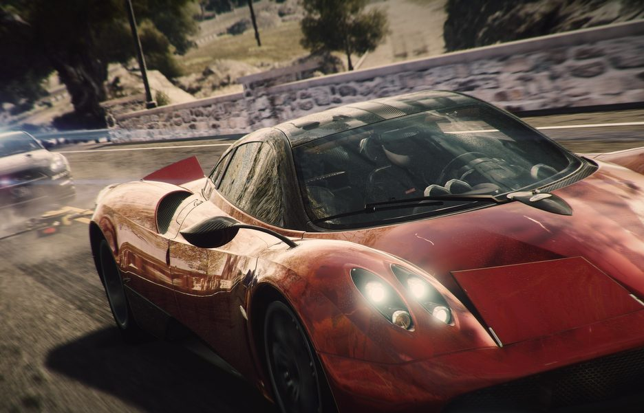 Need For Speed Rivals - PAGANI_HUAYRA_VS_COP