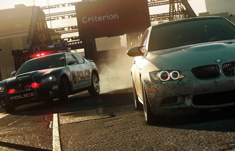 Need for Speed Most Wanted - 2