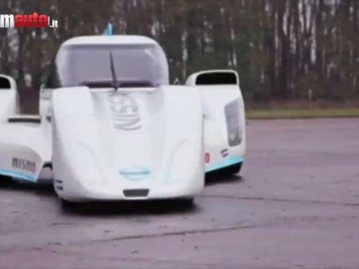 Nissan Zeod RC, il video ufficiale