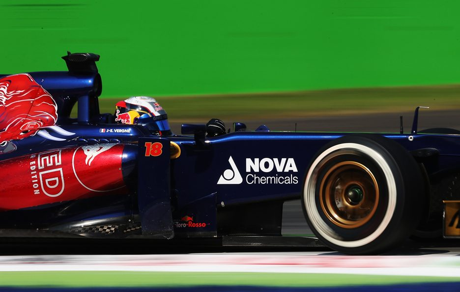 Stage Toro Rosso 2