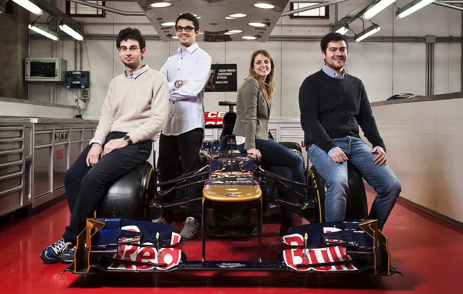 Stage Toro Rosso 4