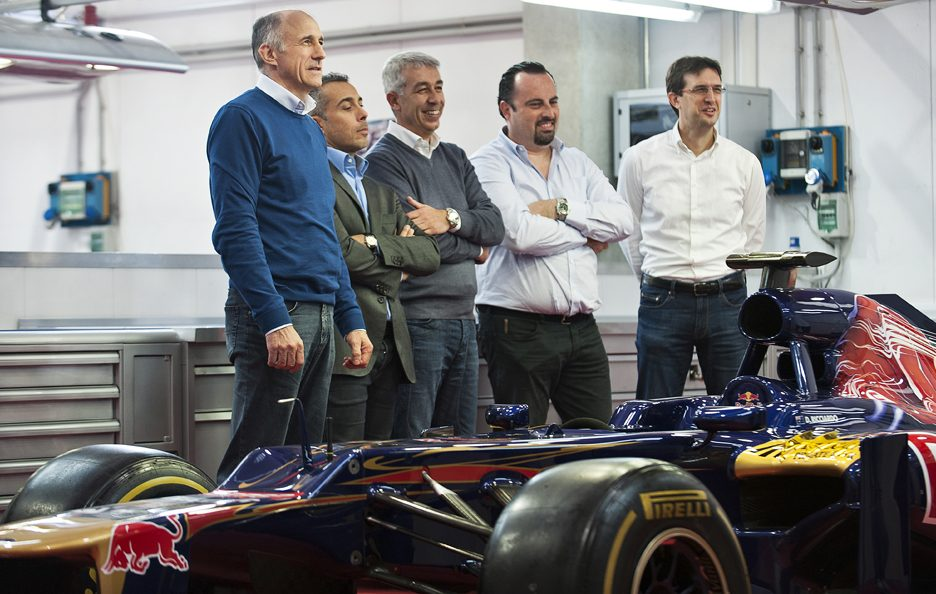 Stage Toro Rosso 6