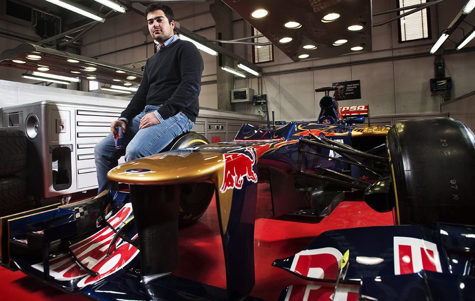 Stage Toro Rosso 7