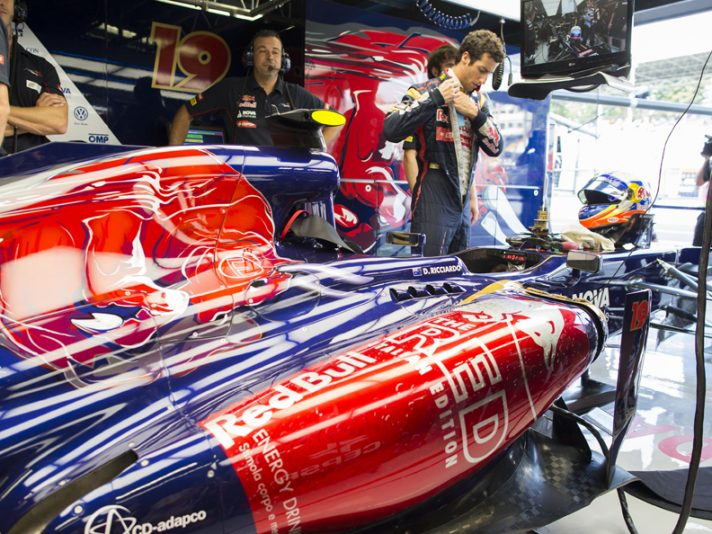 Stage Toro Rosso