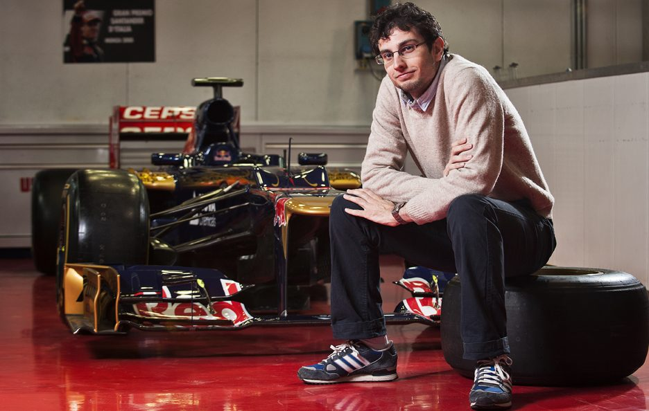 Stage Toro Rosso 9