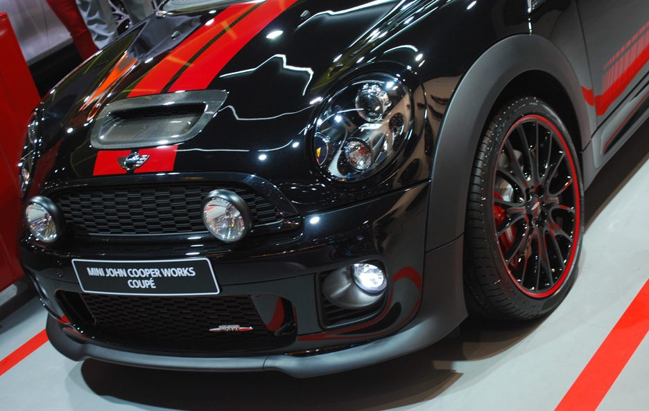 Mini John Cooper Works Coupé - Salone di Ginevra 2014