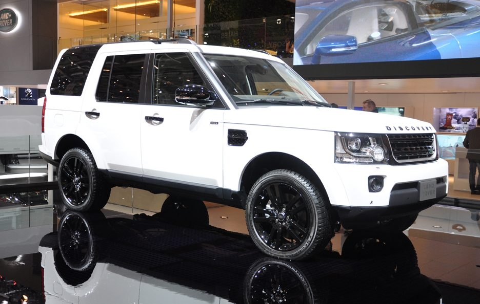 Land Rover Discovery 2 - Ginevra 2014