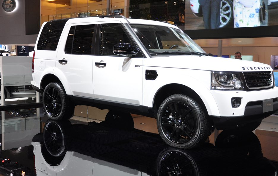 Land Rover Discovery 3 - Ginevra 2014