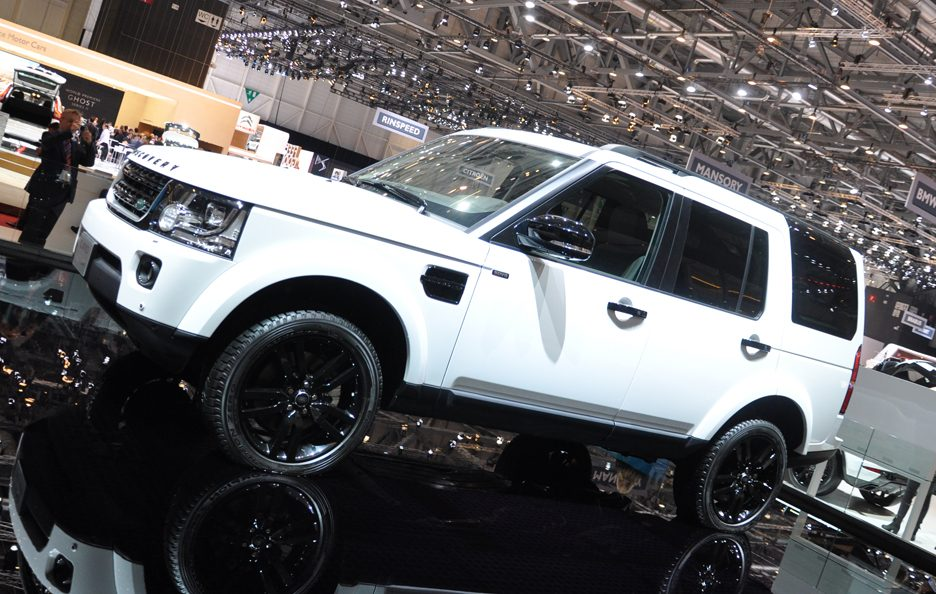 Land Rover Discovery 4 - Ginevra 2014