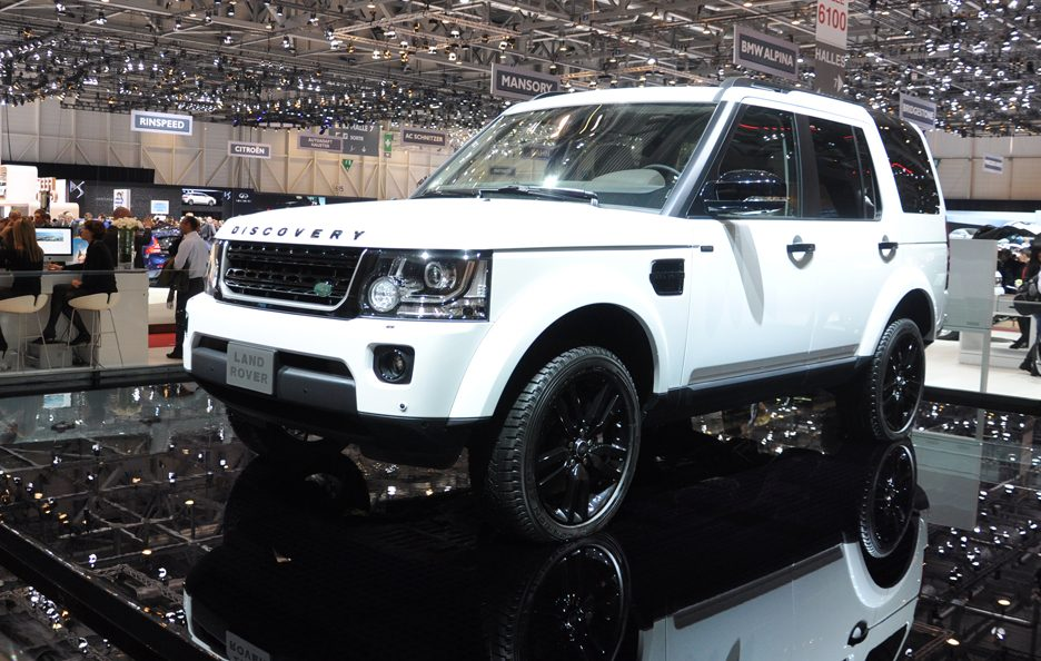 Land Rover Discovery 6 - Ginevra 2014