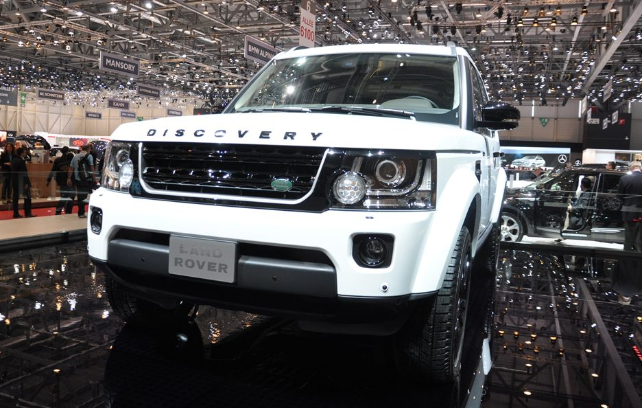 Land Rover Discovery 7 - Ginevra 2014