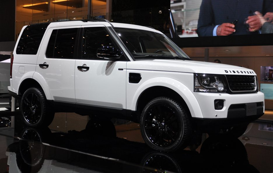 Land Rover Discovery - Ginevra 2014