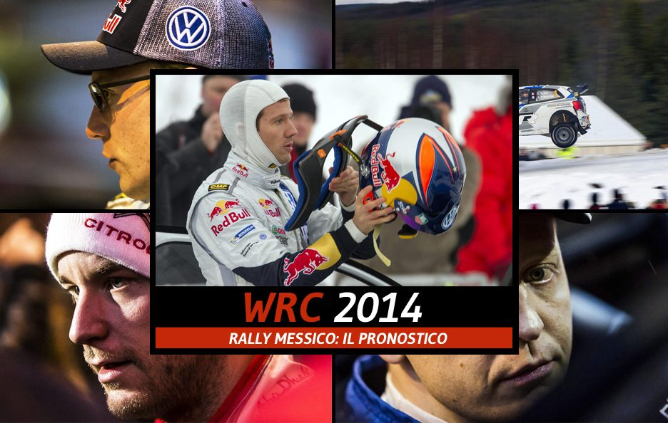 Pronostico Rally Messico 2014
