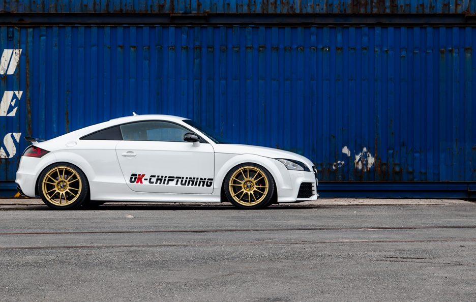 Audi TT RS by OK-Chiptuning