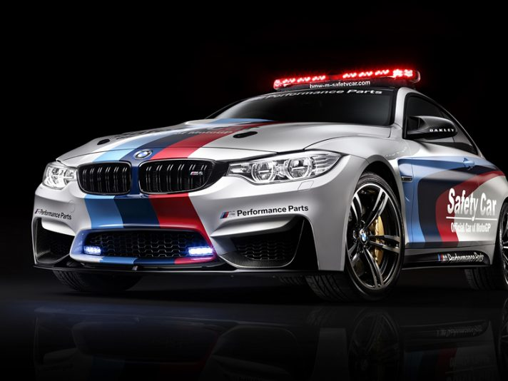BMW M Official Car of Moto GP