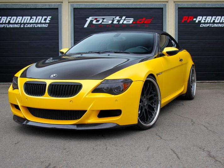 BMW M6 Cabrio by Fostla