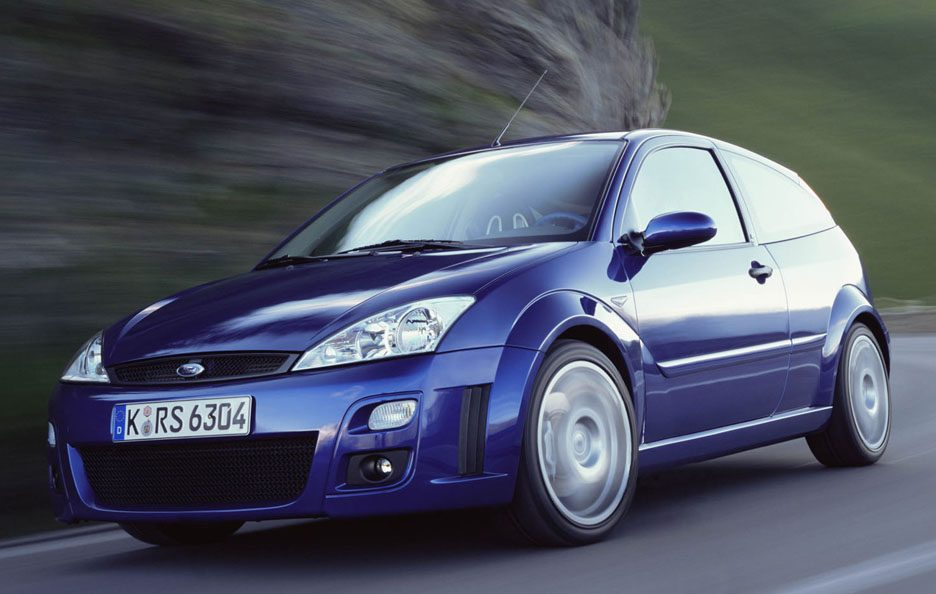 Ford Focus RS 215