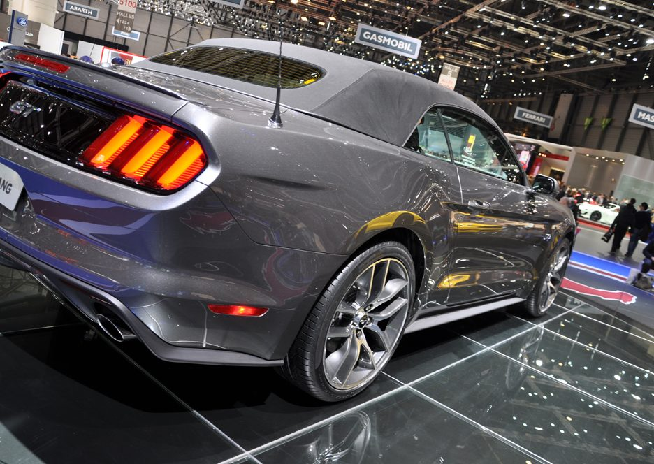 Ford Mustang Convertible - Ginevra 2014