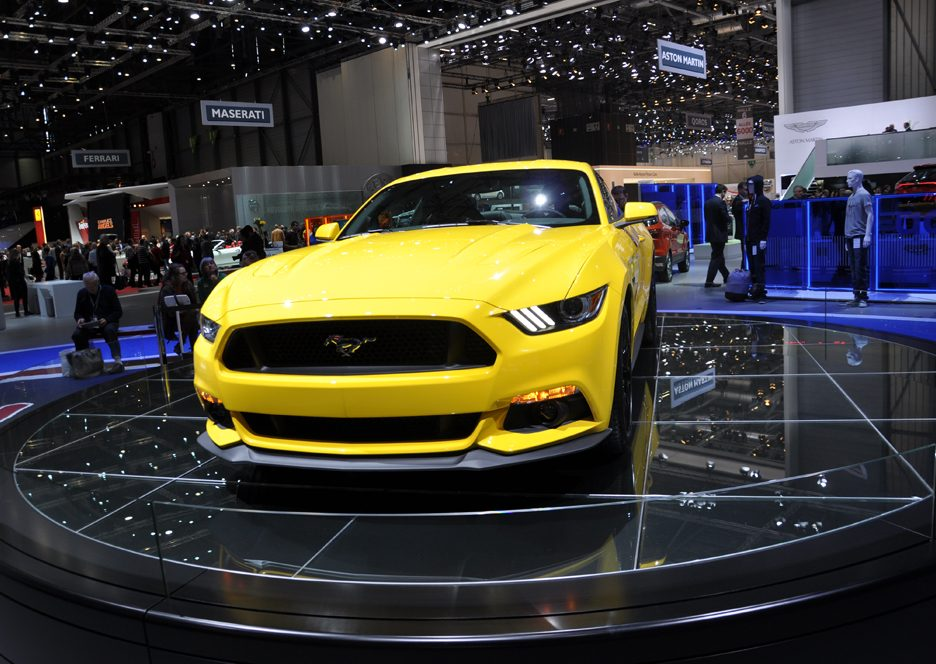 Ford Mustang - Ginevra 2014