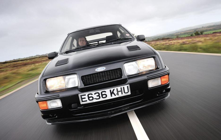 Ford Sierra RS500 Cosworth frontale