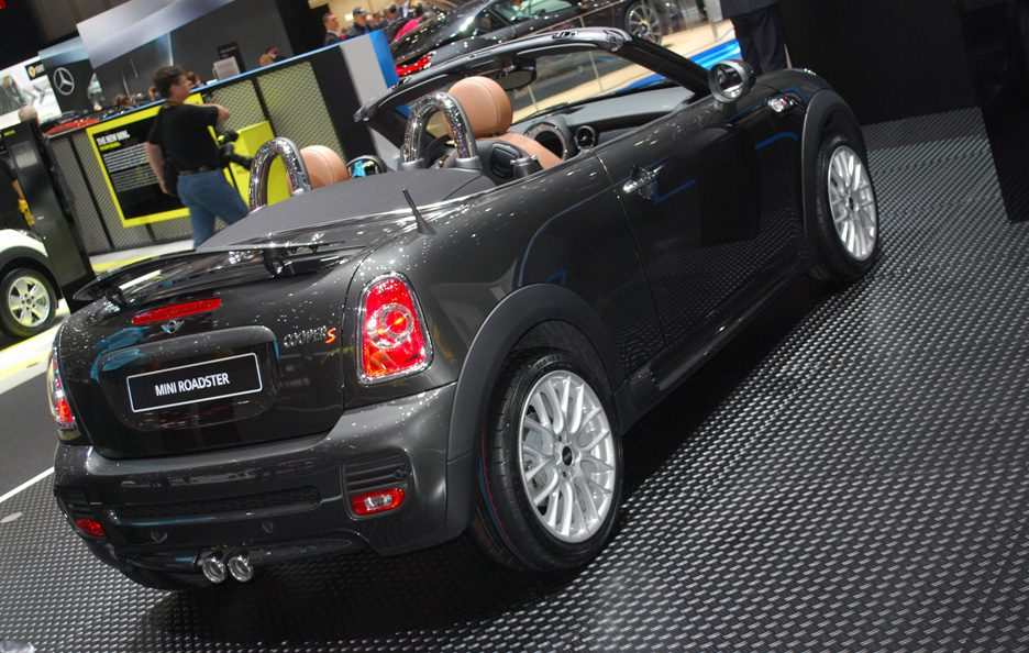 Mini Roadster - Salone di Ginevra 2014