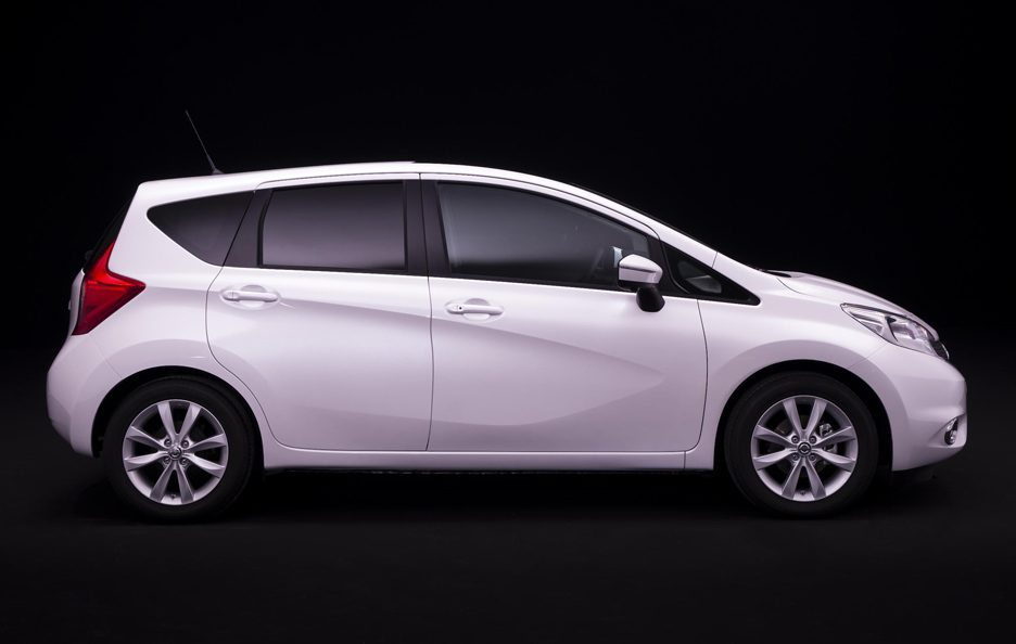 Nissan Note 2013 - Il laterale