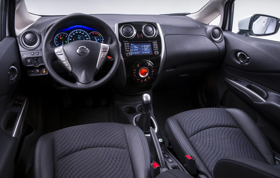 Nissan Note 2013 - Interni
