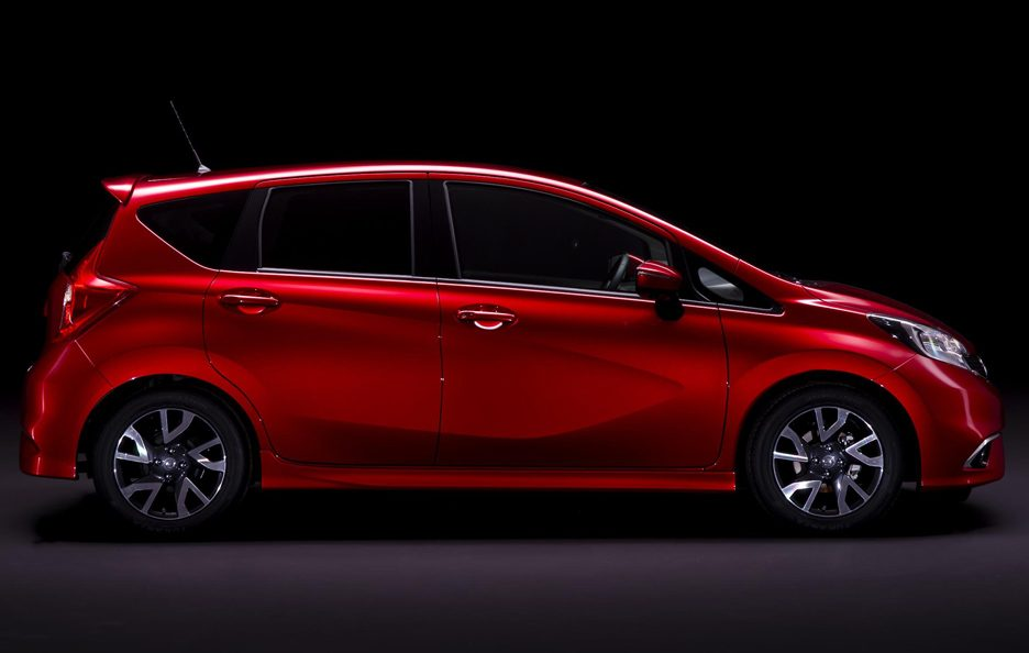 Nissan Note 2013 - Laterale