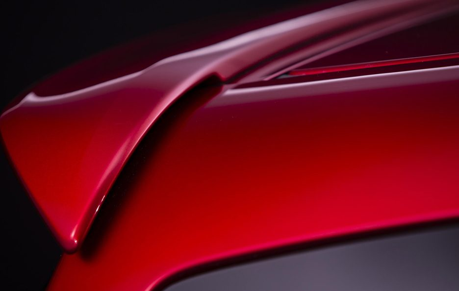 Nissan Note 2013 - Spoiler posteriore
