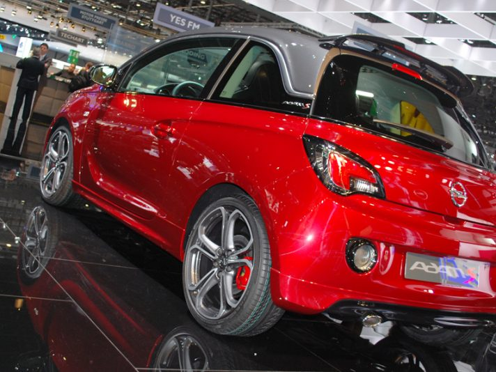 Opel: Adam S e Astra OPC Extreme a Ginevra