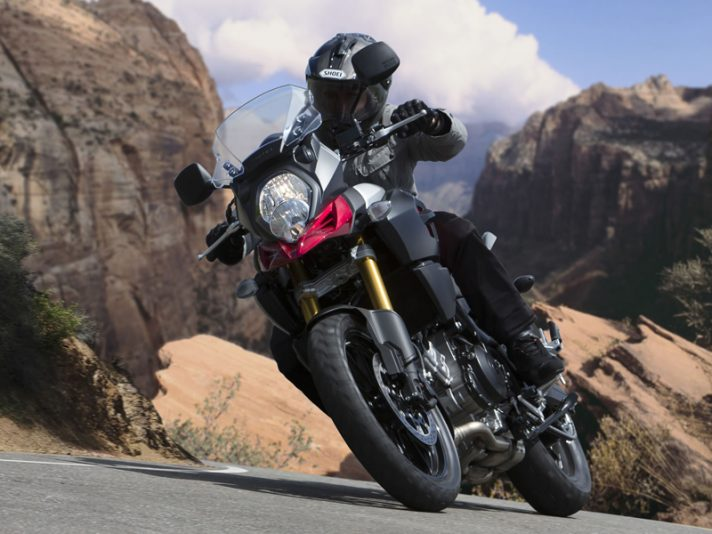 V-Strom 1000 ABS No Compromise Limited Edition