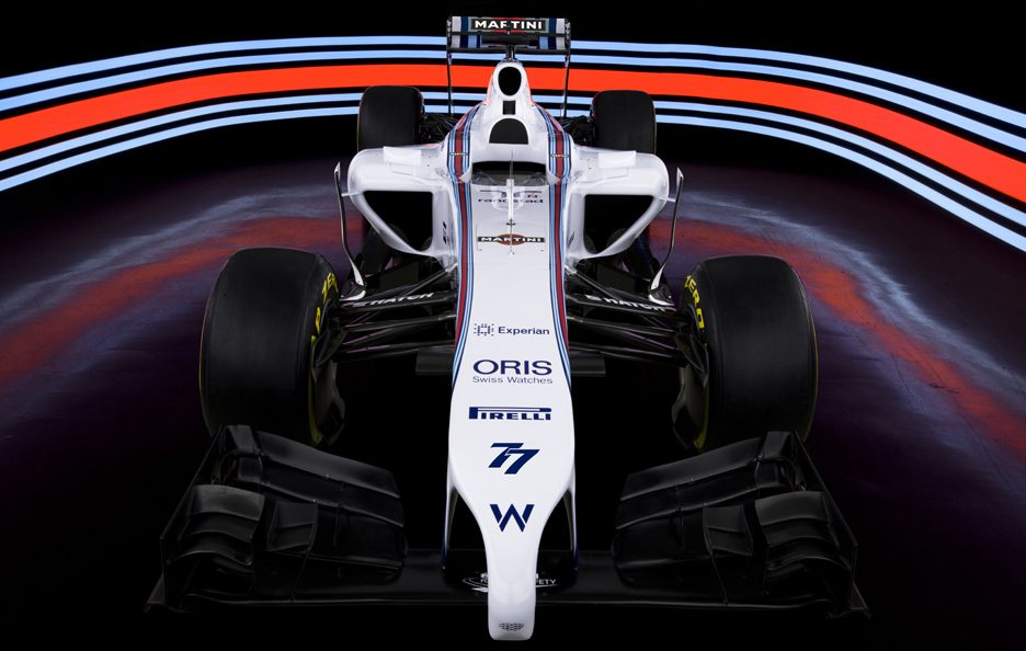 Williams FW36 frontale
