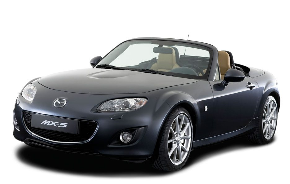 2008 - Mazda MX-5 Roadster Coupé restyling