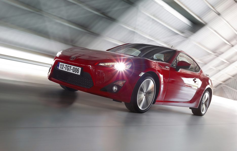 Toyota GT86 - IN motion