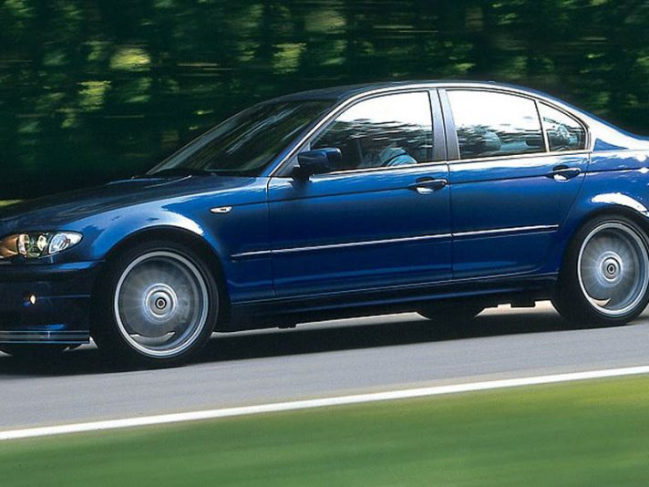 Alpina-BMW B3 (2000): l'alternativa alla M3
