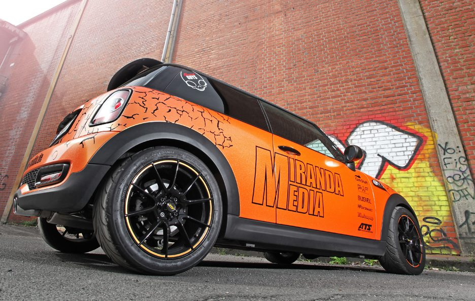 CAM SHAFT - Mini Cooper S